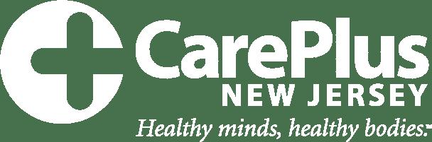 Care Plus NJ | White Logo